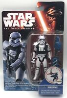 Hasbro Star Wars Force Awakens FIRST ORDER STORMTROOPER SQUAD LEADER 3.75 figure