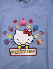 SDCC 2017 Namco Pacman x Sanrio Hello Kitty Bait Power Up Women (M) Shirt