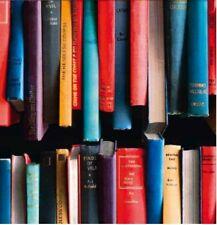 Klebefolie - Möbelfolie Bücher Bücherregal bunt 45 cm x 200 cm selbstklebend