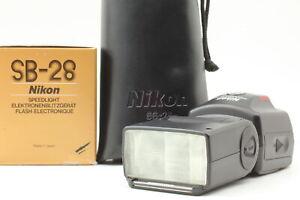 [Top MINT] Nikon SB-28 Speedlight Shoe Mount Flash in BOX from JAPAN #22-1