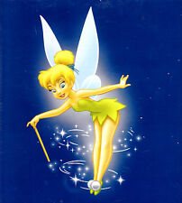 Disney Tinkerbell Talking Animated Lamp Plays Disney Fairy Music