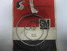 63-81 Chevrolet Corvette Steering Gear Hydraulic Pump Seal Kit NOS 5688044