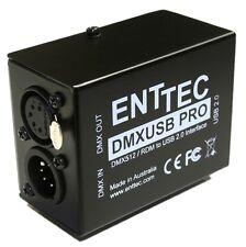 Enttec DMX USB Pro 70304 PC Based Controller Interface 512 Channels (Open Box)