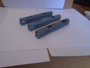 /DAPOL 66 BODY SHELL,S  SPEARS OR REPAIR,BITS MISSING
