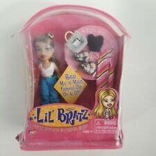 Lil Bratz Doll Yasmin New Old Stock 2002 Lil Bratz Pack Styling Accessories