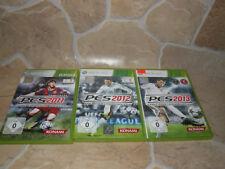 PES 2011 + PES 2012 + PES 2013 Für xbox 360