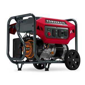 Powermate 8160 - PM7500 7,500 Watt Portable Generator, 49 ST/CSA