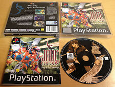 JADE COCOON for SONY PLAYSTATION 1 PS1, PS2 & PS3 RARE & COMPLETE IN VGC