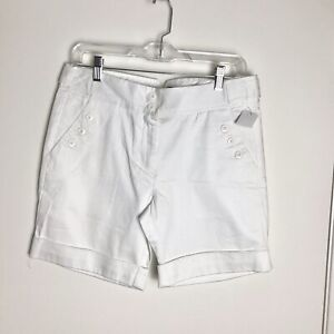The Limited Shorts Women's White Color 4 Size NEW