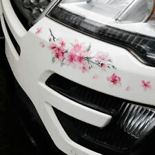 Auto Aufkleber- Kirschblüte Blume Vinyl Karosserie Pink Rosa Motorrad Tuning
