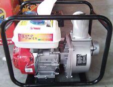 MOTOPOMPA A SCOPPIO IRRORATRICE MOTORE 4 TEMPI  6.5HP  DIAMETRO 80 MOD. ZH30CX