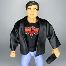 WWE Elite Collection ERIC BISCHOFF Custom Figure Mattel WCW WWF ECW AEW Dynamite