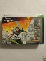 Disney Infinity 3.0 Edition Star Wars Starter Pack Xbox 360 Kids Game Bundle Set