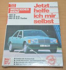 Mercedes Benz W 201 190 2,0 2,5 D Motor Kupplung Reparaturanleitung JHIMS 110