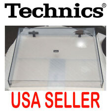 NEW IN BOX Technics SL-1200 Tinted Dustcover SL-1210 Mk2 M3d Mk5 G GR Dust Cover