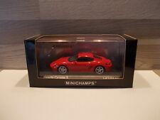 Minichamps 1/43 - Porsche Cayman S-rojo 2005