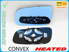 For VW GOLF IV 1997-2004 HEATED Wing Mirror Glass Convex Left BLUE #1016