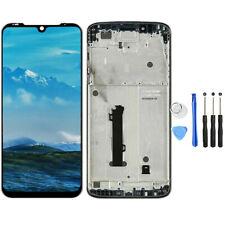 LCD Display Touch Screen Frame For Motorola Moto G8 Plus XT2019 XT2019-1/2 Tools