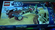 Lego 9496 Star Wars DESERT SKIFF Return of the Jedi Luke Boba Fett Lando Kithaba