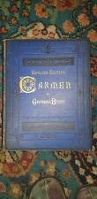 CARMEN by Georges Bizet: English Edition Hershee: Vocal Score