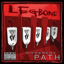 Legbone - Different Path (2005)  CD  NEW  SPEEDYPOST