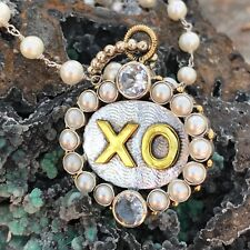 Echo of the Dreamer Mars & Valentine XO Hugs and Kisses Necklace NM350