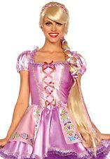 Leg Avenue Rapunzel Fairy Tale Disney Adult Womens Halloween Costume Wig A2674