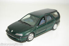 VITESSE RENAULT LAGUNA BREAK METALLIC GREEN EXCELLENT CONDITION