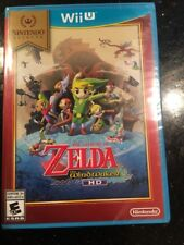 The Legend of Zelda: The Wind Waker Nintendo Selects Wii U New Factory Sealed