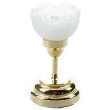 LED Ceiling Light Miniature for Doll House 1/12 - golden DT