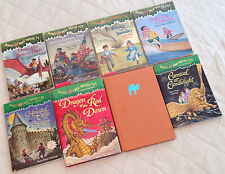 LOT OF 8 CHILDREN'S KIDS CHAPTER BOOKS Magic Tree House, Mary Pope Osborne