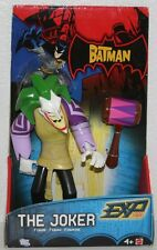 "NEW 2005 DC EXP BATMAN ANIMATED SERIES JOKER 9"" FIGURE HAMMER ACCESSORY CARTOON"