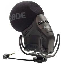 Rode SVMPR Stereo Videomic Pro Rycote Kamera-Mikrofon