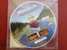Iles Canaries / Madere  CD carte pour GPS NAVIDRIVE RT3 PEUGEOT/CITROËN