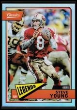 2018 Classics Premium Edition Red Back #182 Steve Young 124/175 49r's