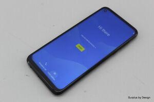 "Motorola Moto G Power XT2041-4 6.4"" 64GB Smoke Black Smartphone"