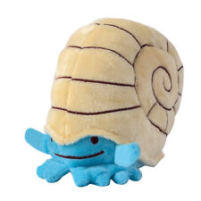 Pokemon Center Ditto Omanyte 5 inch Plush Stuffed Animals Toy Xmas Gift