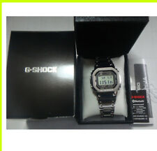 GMW-B5000D-1JF g-shock 35th 2018 Limited Edition full metal silver gmw-b5000