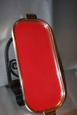 Carefree Manchester Tray n.46 Mid Century Vintage formica metal handles