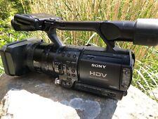 Sony HVR-Z1E Camcorder - Black