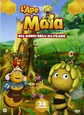 L'Ape Maia 3D - Box 02 - Gli Amici Dell'Alveare (4 Dvd) CECCHI GORI HOME VIDEO