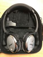 Bose QuietComfort 3 Headband Headphones - Black