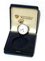 Reloj de bolsillo colgante THERMIDOR ANCRE 36mm Pocket watch Vintage funciona
