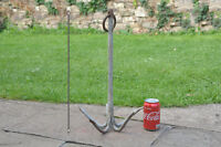 5 prong fisherman grapnel net anchor 47 cm / 1.9 kilo  - FREE POSTAGE