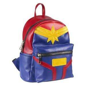 Avengers Captain Marvel Design Rucksack 27 cm