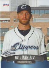 2019 Columbus Clippers Neil Ramirez RC Rookie Cleveland Indians