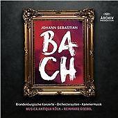 BACH, Musica Antiqua Köln, Reinhard Go CD | 0028947953845 | New