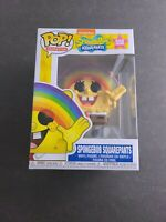 FUNKO Spongebob Squarepants Pop! Vinyl Figure Spongebob Rainbow [558] NEW!