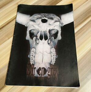 Dir en grey poster pamphlet 1999