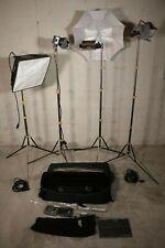 Lowel DV Creator 55 Light Kit Soft Case Rifa-Lite EX 55 Tota Omni Pro Video